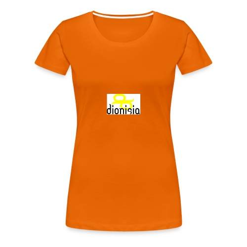 dionisia - Maglietta Premium da donna