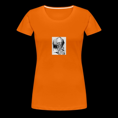 Daddy Demon - Women's Premium T-Shirt