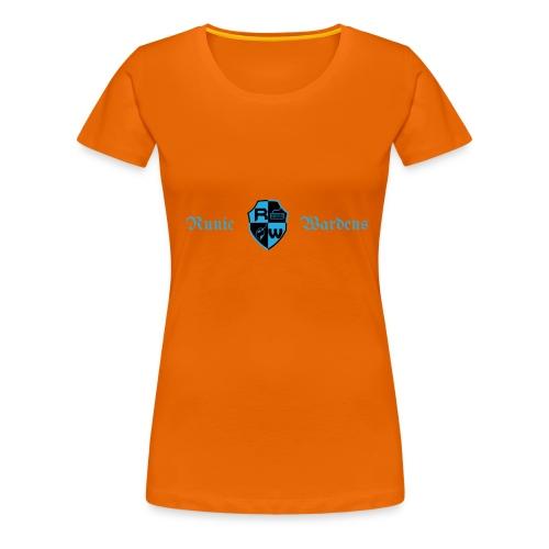 Banner logo - Women's Premium T-Shirt
