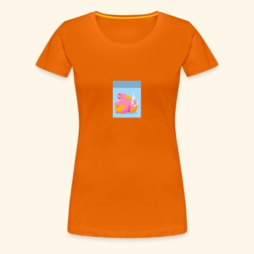 rompe - Premium T-skjorte for kvinner