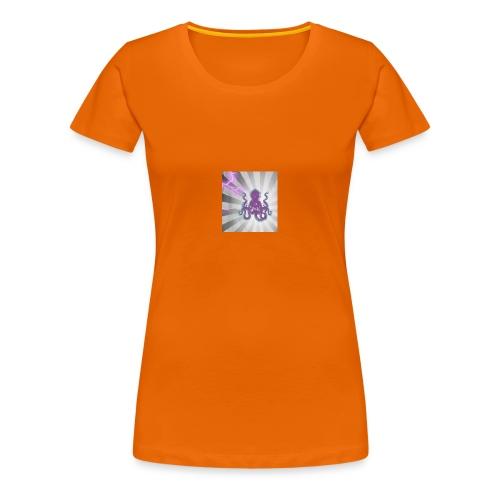 poulpe - T-shirt Premium Femme