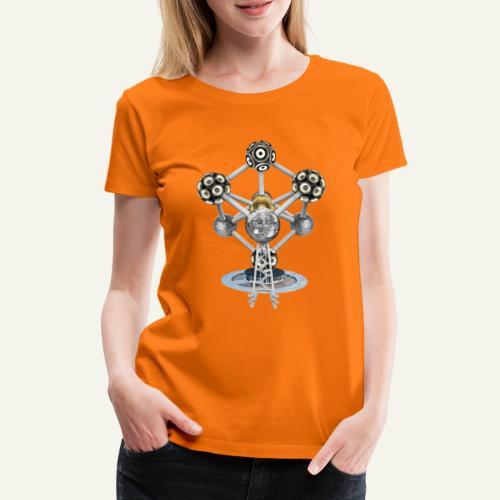 TEUFATOMIX - T-shirt Premium Femme