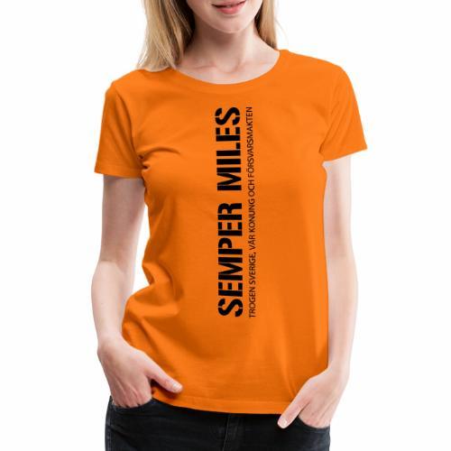 Semper Miles 04 - Premium-T-shirt dam