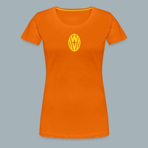 2018 WV 01 - Vrouwen Premium T-shirt