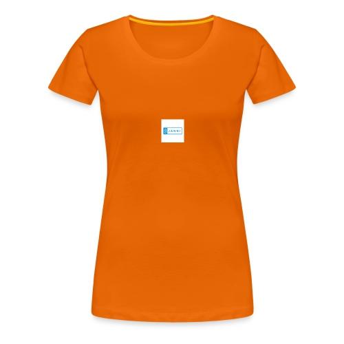 Janni sport - Dame premium T-shirt