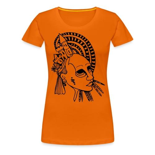 castleface (1) - Women's Premium T-Shirt
