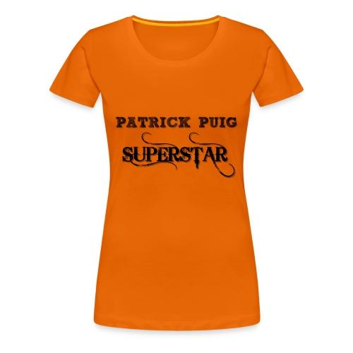 Collection Patrick Puig - T-shirt Premium Femme