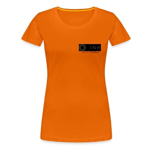 INK Ft.Incognito ALL IS POSSIBLE - Koszulka damska Premium