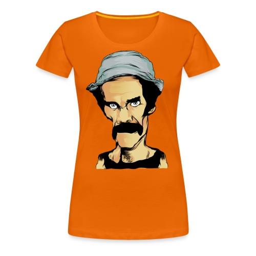 EL PERSONAJE CON EL QUE TODOS SE IDENTIFICAN - Camiseta premium mujer