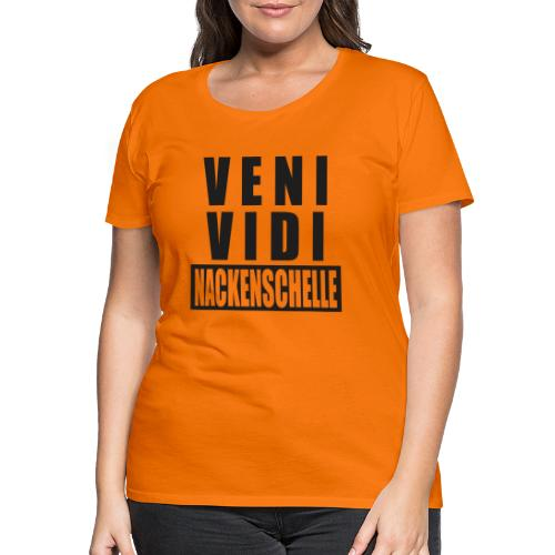 Veni Vidi - Frauen Premium T-Shirt