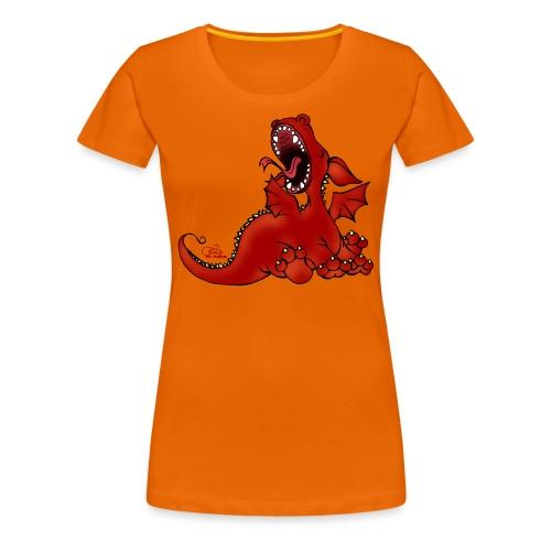 Guten Morgääääähn! - Frauen Premium T-Shirt