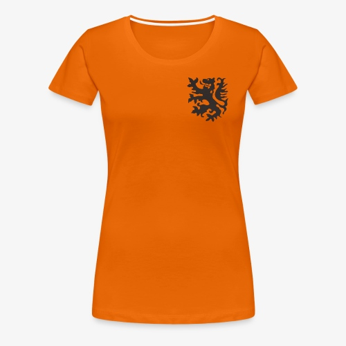 Netherlands 1974 Replica - Women's Premium T-Shirt