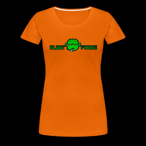 The Blunt Force - Premium-T-shirt dam