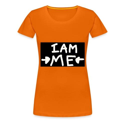 Meeeee - Women's Premium T-Shirt