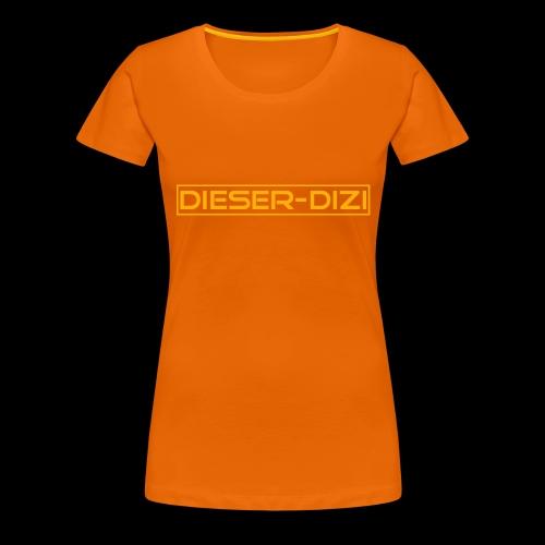 DieserDizi Design - Frauen Premium T-Shirt