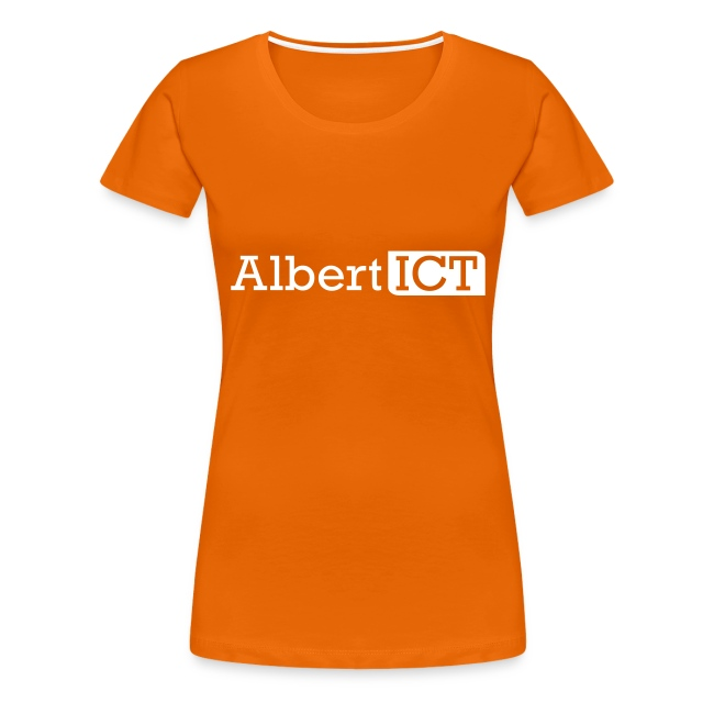 AlbertICT wit logo