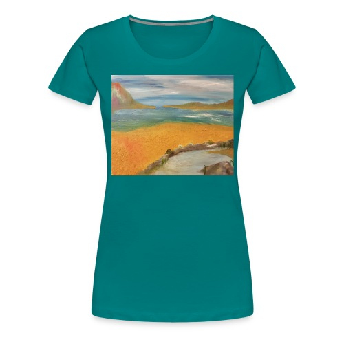 ca 1 - Women's Premium T-Shirt