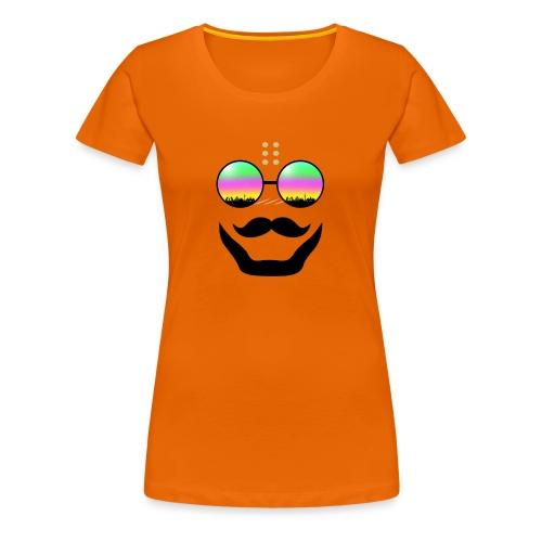 hitpster dbz - Camiseta premium mujer