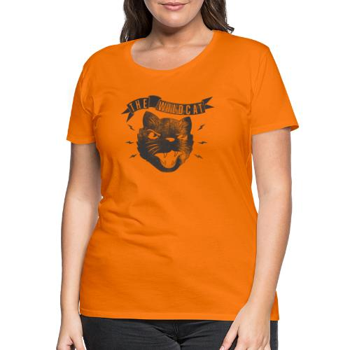 The Wildcat - Frauen Premium T-Shirt