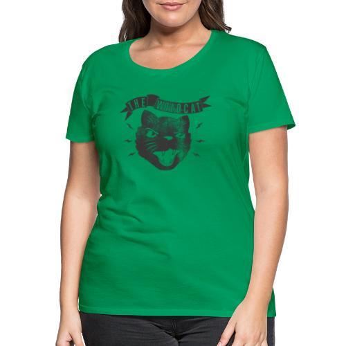 The Wildcat - Frauen Premium T-Shirt