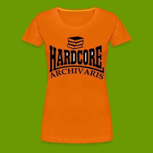 voorkant1 - Vrouwen Premium T-shirt