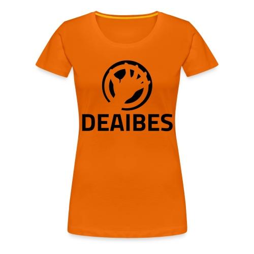 deaibes - Dame premium T-shirt