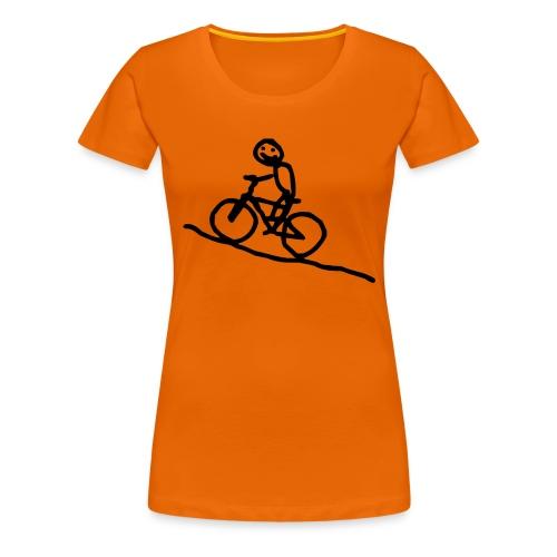 snafuradler - Frauen Premium T-Shirt