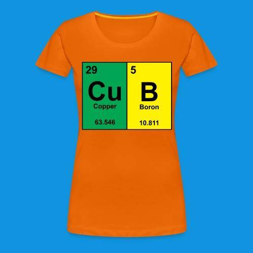 Science Cub Tee - Women's Premium T-Shirt
