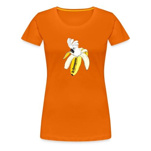 De_Banagaaien_Bregtje-png - Vrouwen Premium T-shirt