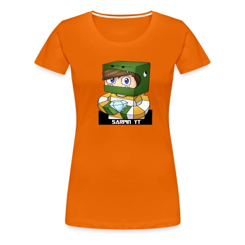 Mochila SarpinYT - Camiseta premium mujer