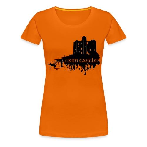 Legend_-_Trim_Castle - Women's Premium T-Shirt