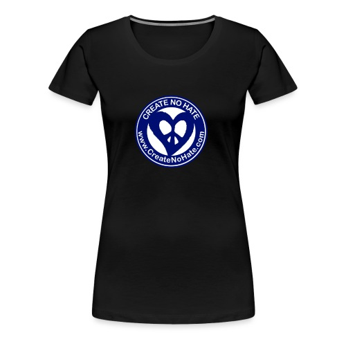 THIS IS THE BLUE CNH LOGO - Women's Premium T-Shirt