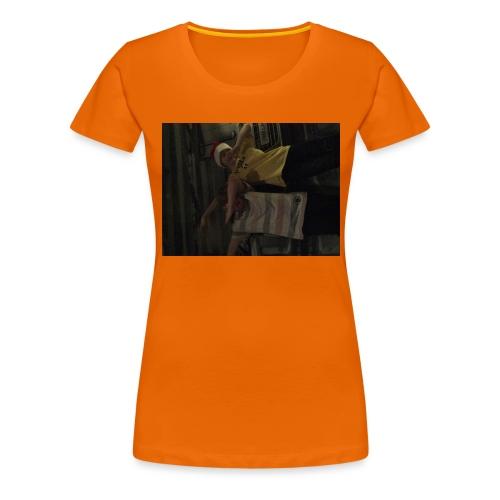 Livia & Dante - Premium-T-shirt dam