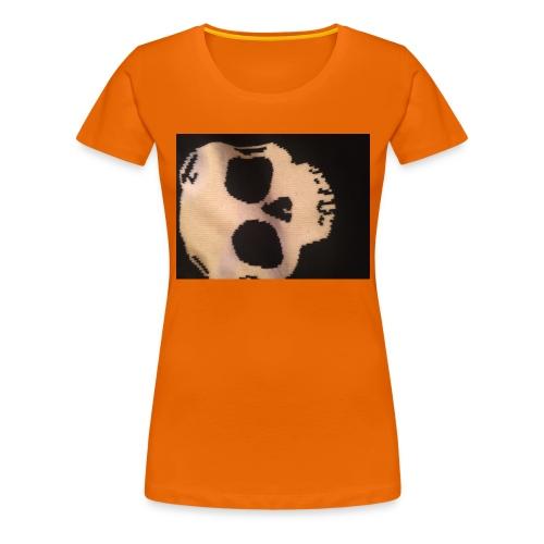 Skilette Marke - Frauen Premium T-Shirt