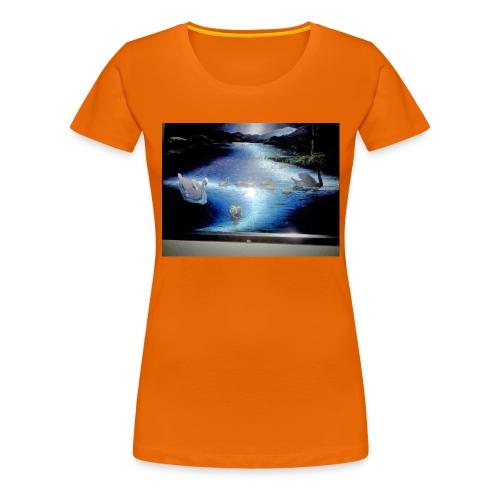 19 8IMG 20180818 140320 - Frauen Premium T-Shirt