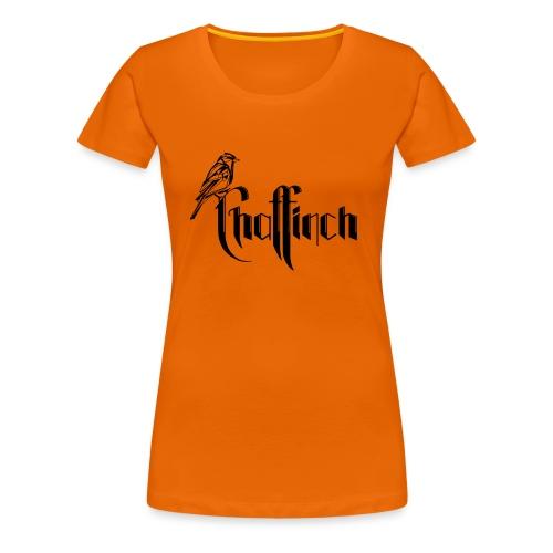 Chaffinch - Naisten premium t-paita