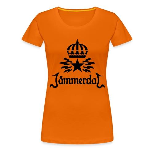 Jämmerdal - Rockverket - Premium-T-shirt dam