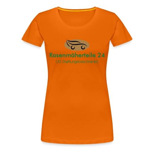 EPSLogo - Frauen Premium T-Shirt