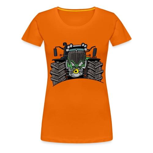 0521 F - Vrouwen Premium T-shirt