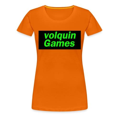 volquin - Vrouwen Premium T-shirt