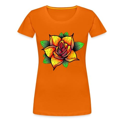 rose - T-shirt Premium Femme