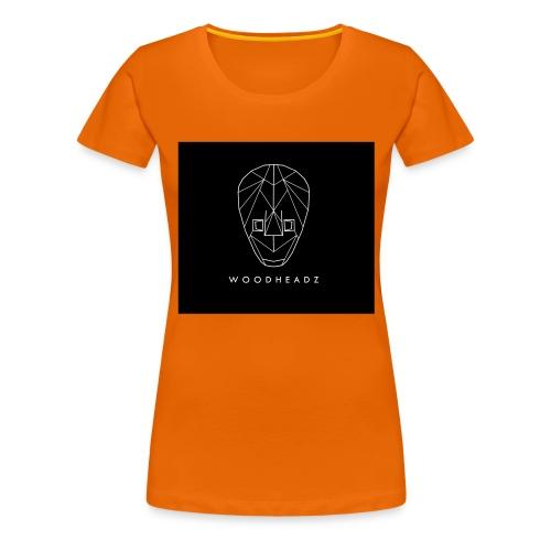 Woodheadz - Holzköpfe - Frauen Premium T-Shirt