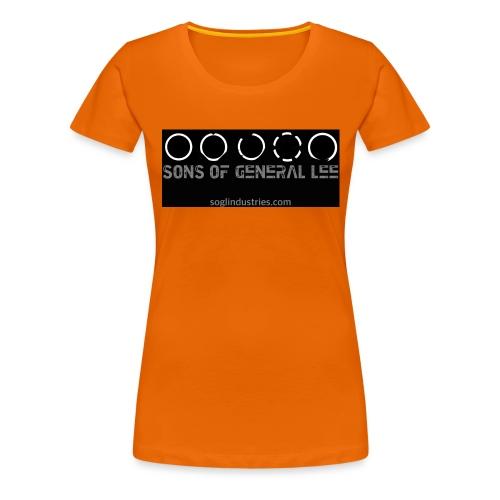 SOGL - Women's Premium T-Shirt