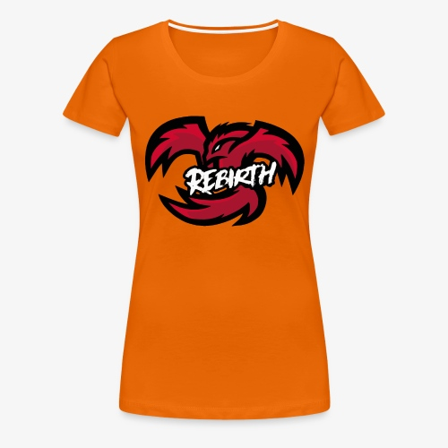 logo rebirth2 - T-shirt Premium Femme