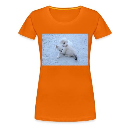 Best Freinds - Frauen Premium T-Shirt