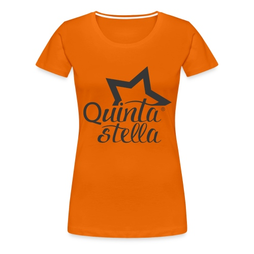 Quinta Stella - Maglietta Premium da donna