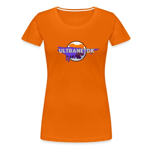 Ulranetdk - Dame premium T-shirt