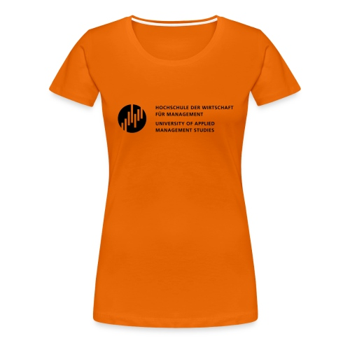 Logo_SW - Frauen Premium T-Shirt