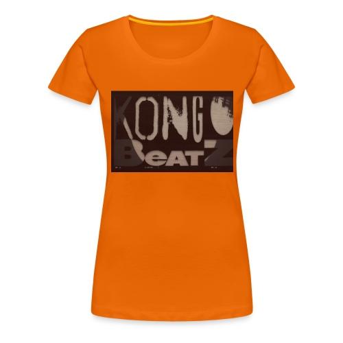 KONGOBEATZ DESIGN - T-shirt Premium Femme
