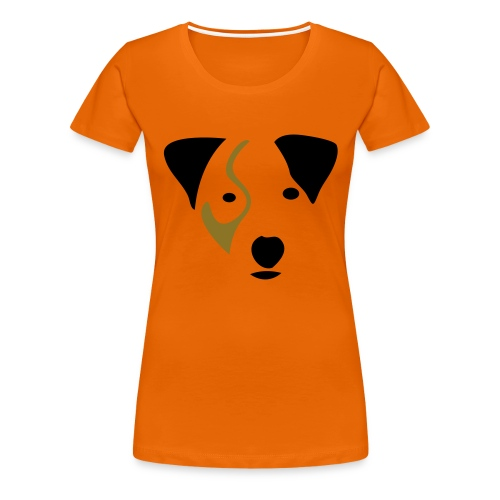 Hector - Jack Russell - T-shirt Premium Femme